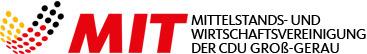 Logo der Mittelstands- und Wirtschaftsvereinigung der CDU Groß-Gerau